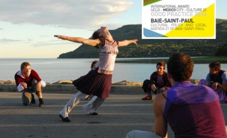 Cultural policies and Agenda 21 in Baie-Saint-Paul