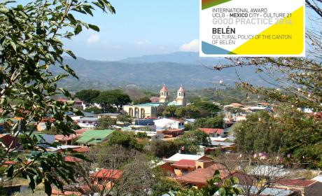 Cultural policy of the canton of Belén